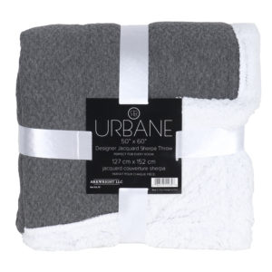 Urbane Sherpa Blankets