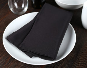 Arkwright Solid Napkins (20 x 20 in., Spun Polyester)