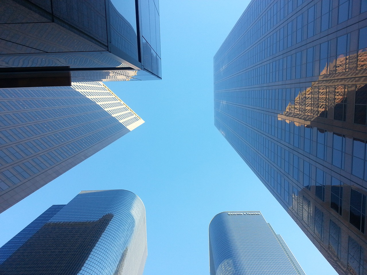 LA Skyscrapers