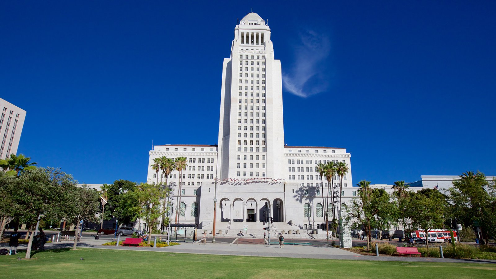 The Los Angeles City Hall… Strengthening the Heart of a City