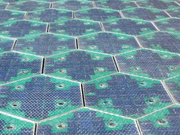 solar roadway panels