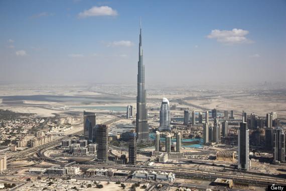 Highest building in world Burj-Khalifa-Dubai