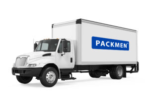 4 PACKMEN™ Movers