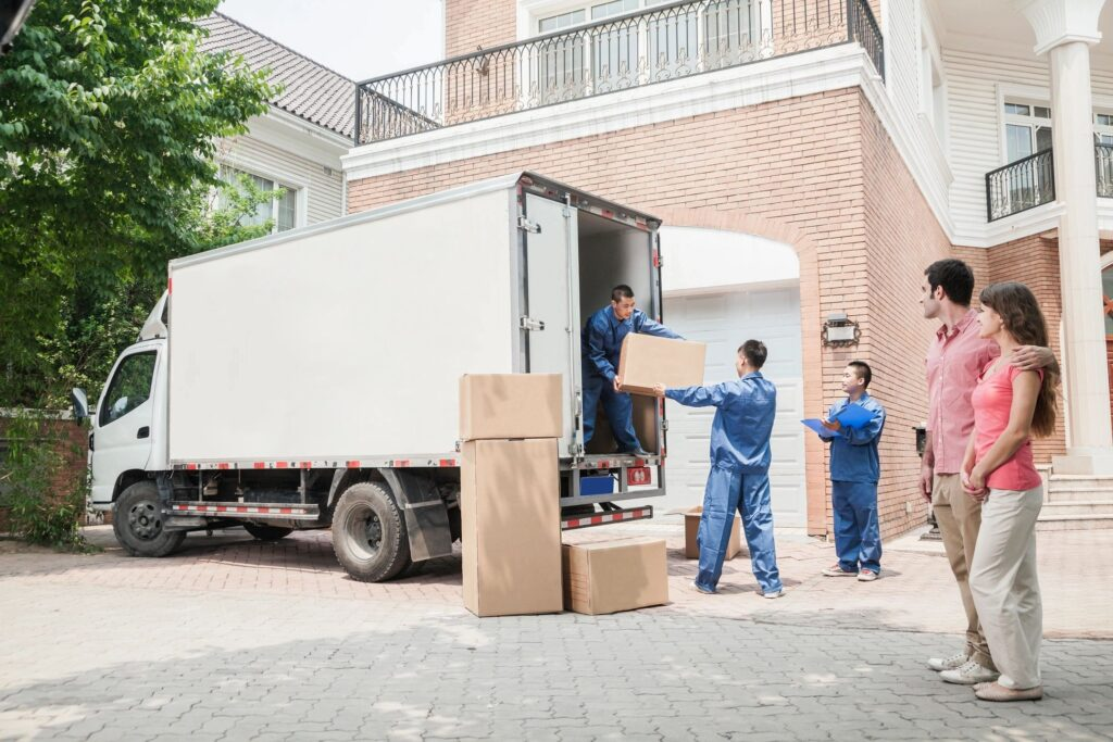 Moving Labor for Loading or Unloading a rented Truck
