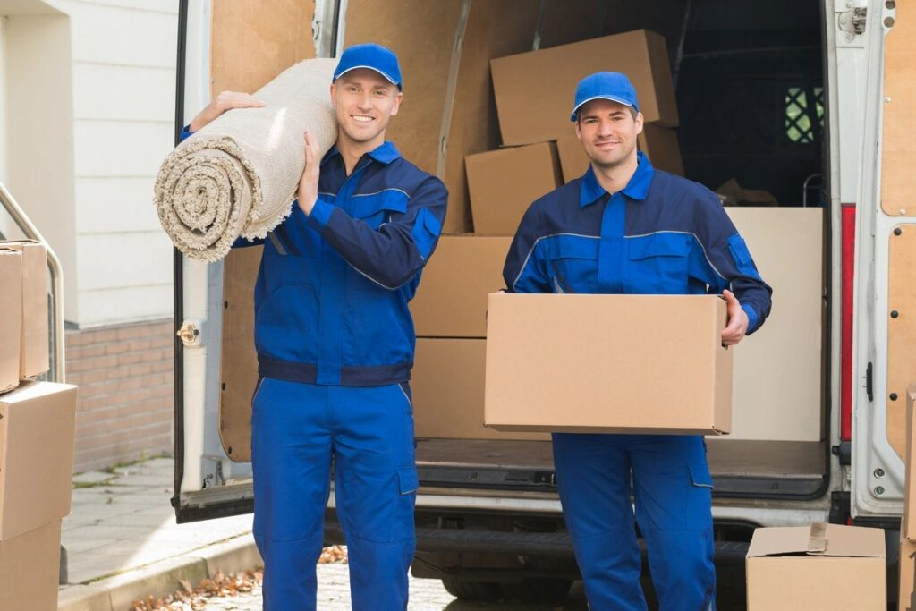 Local and Long Distance Movers Near You
