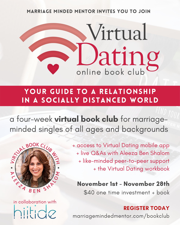 Virtual Dating Book Club