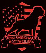 Von Shirkhaus Rottweiler Logo sm