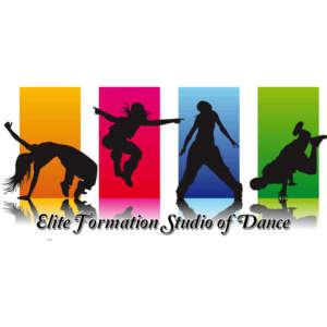 Elite Formation Dance Studio Logo