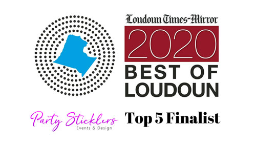 Party Sticklers featured in Best of Loudoun
