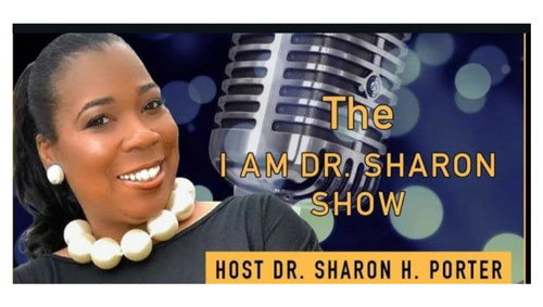Party Sticklers featured in I am Dr. Sharon Show