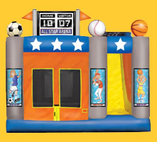Outdoor Fun Inflatables