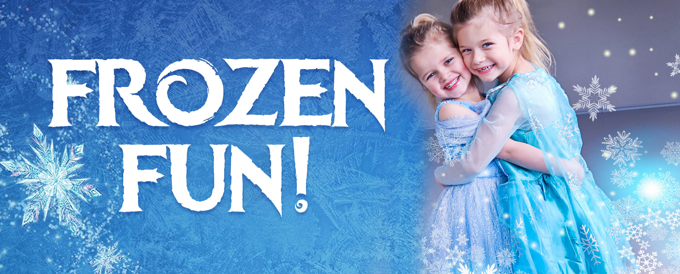 Frozen Fun Slider