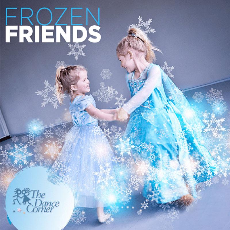 The Dance Corner Frozen Friends Event