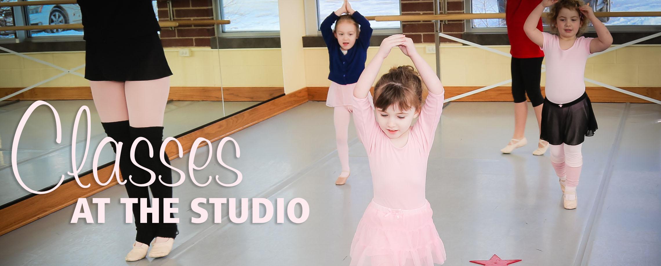 The Dance Corner Studio Classes