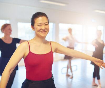 The Dance Corner Adult Dance Classes