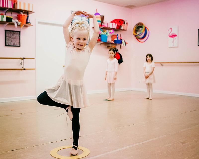 The Dance Corner Dance Experience