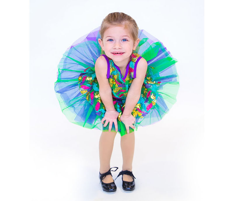 The Dance Corner Little Ballerina