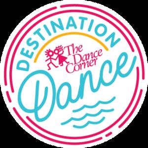 Destination Dance Round Logo