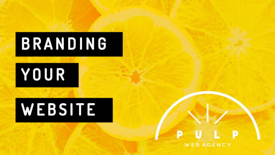Branding Your Website