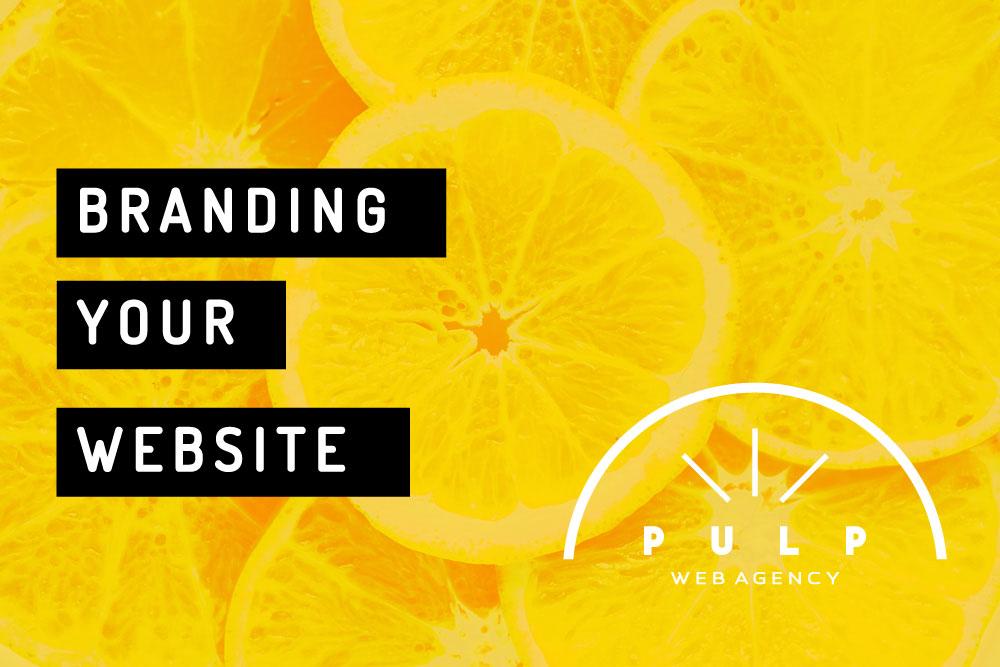 Branding Your Website