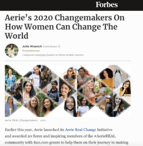 Forbes Mention