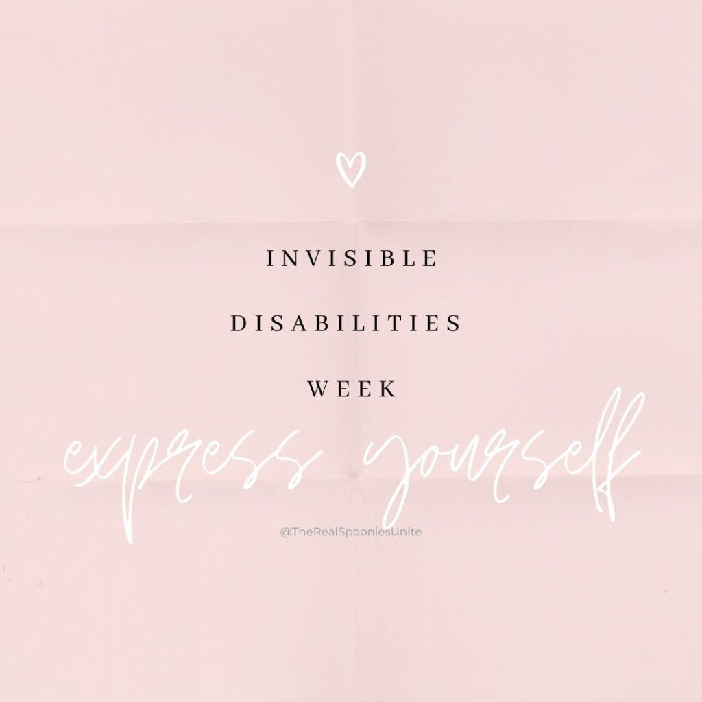 Invisible Disability Awareness