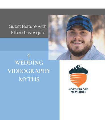 Four Wedding Videography Myths
