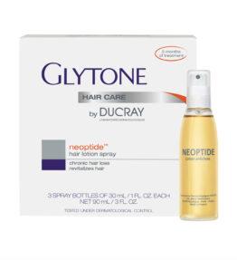 GLYTONE DUCRAY NEOPTIDE HAIR LOTION