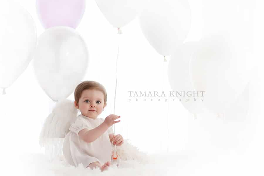 Baby's first birthday by Orlando Photographer
