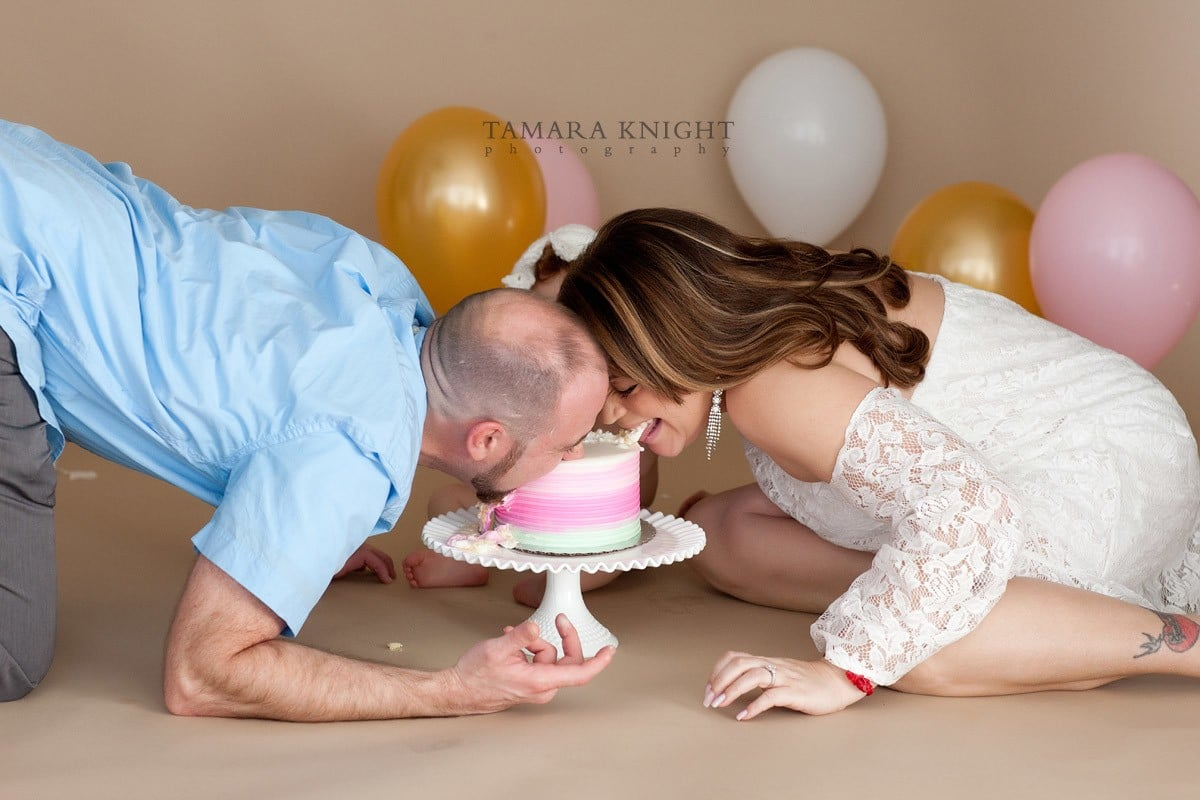 Baby's first birthday by Orlando Photographer, smash the cake session, little angel, by Orlando photographer, Orlando family photographer