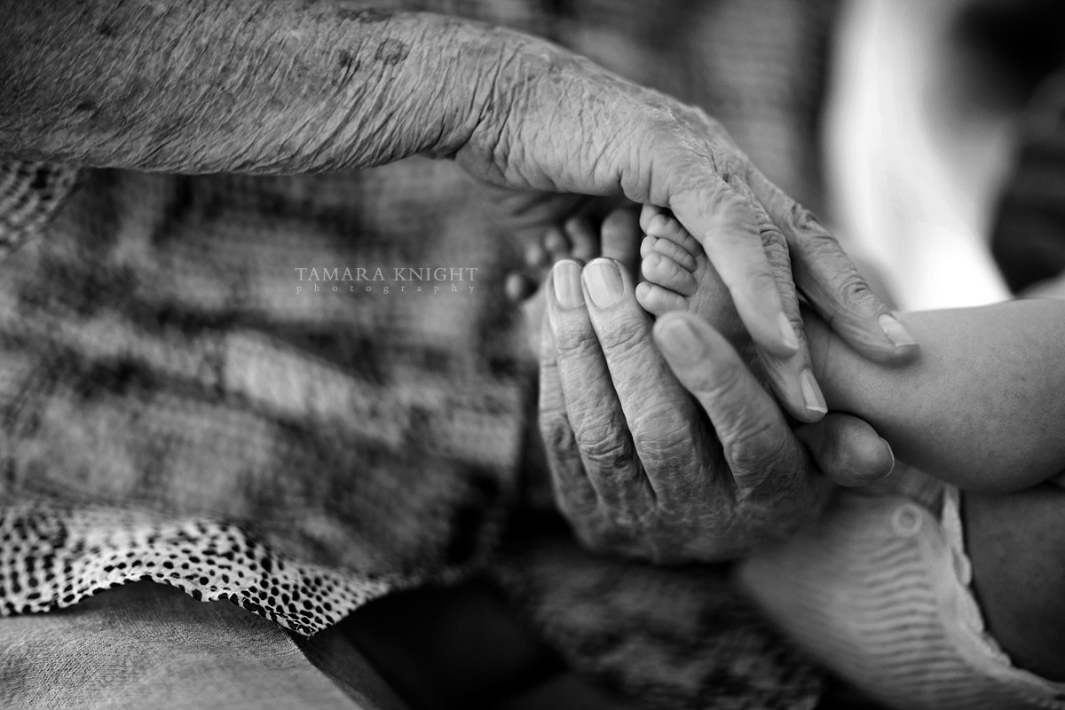 Hands and toes by Orlando photographer