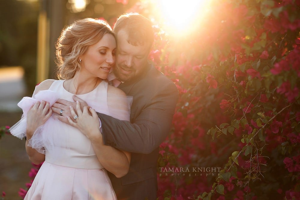 romantic new couple by Tamara Knight Photography