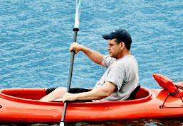 Beach Activities around Playa Grande include Kayaking in Costa Rica
