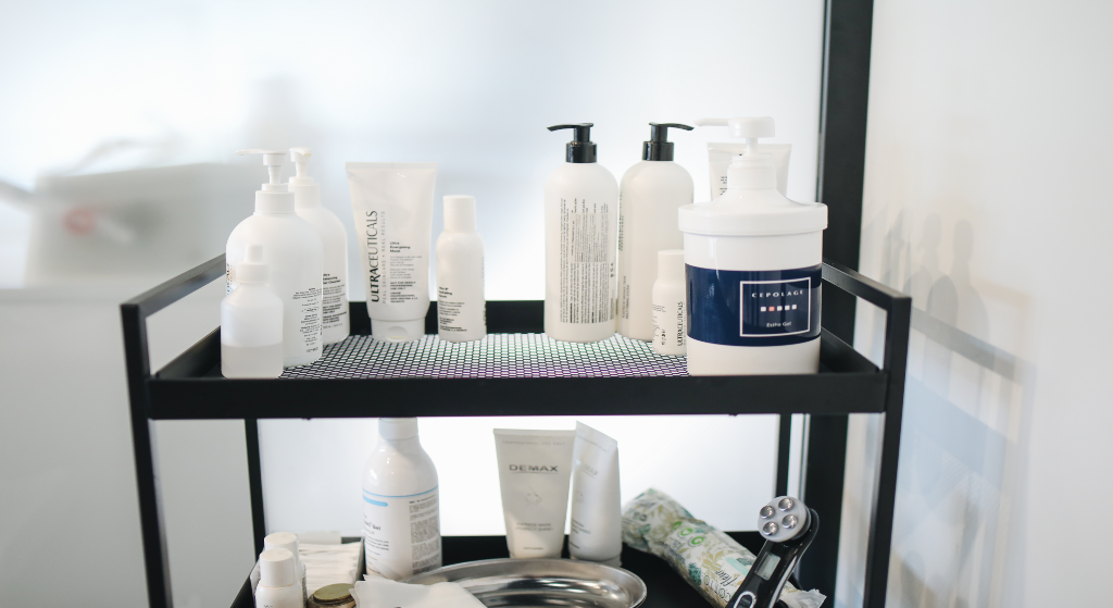 Spring Cleaning-Skincare Edition