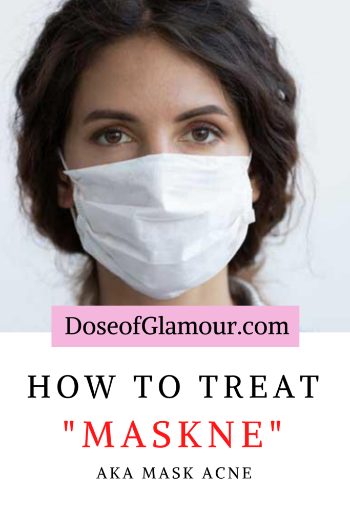 How to treat your mask ance