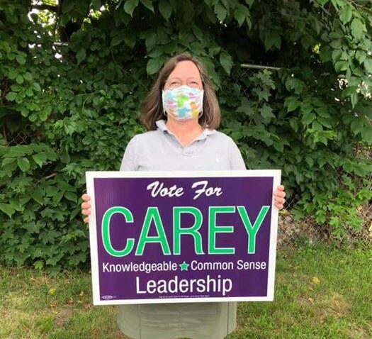 Lorrie J. Carey- New Hampshire House, Merrimack District 26 Candidate- 5 Question Interview