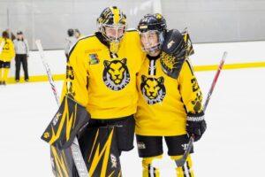Boston Pride NWHL National Women's Hockey League
