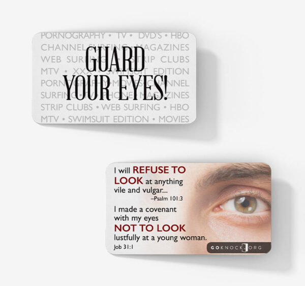Guard Your Eyes