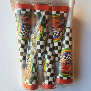 Racing Cars themed blowers