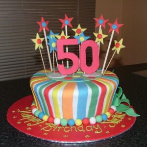 Cakes For All Occasions CA-017