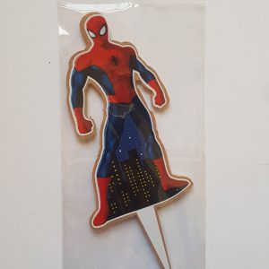 Spiderman toppers
