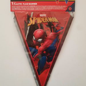 Spiderman flags