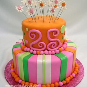 Girls cake  GC-001