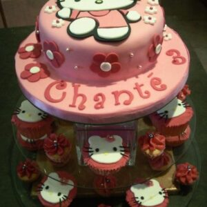 Girls cake  GC-010