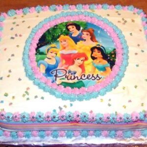 Girls cake  GC-013