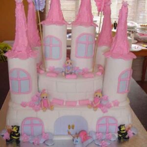 Girls cake  GC-018
