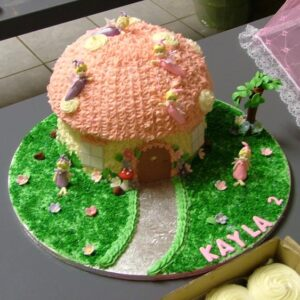 Girls cake  GC-020