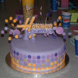 Girls cake  GC-034