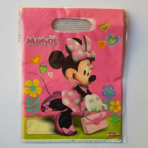 Minnie Mouse themed party bags