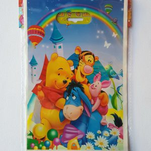 Winnie the Pooh themed party bags